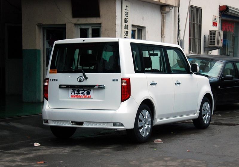 长城汽车 酷熊 2010款 1.5 自动豪华型