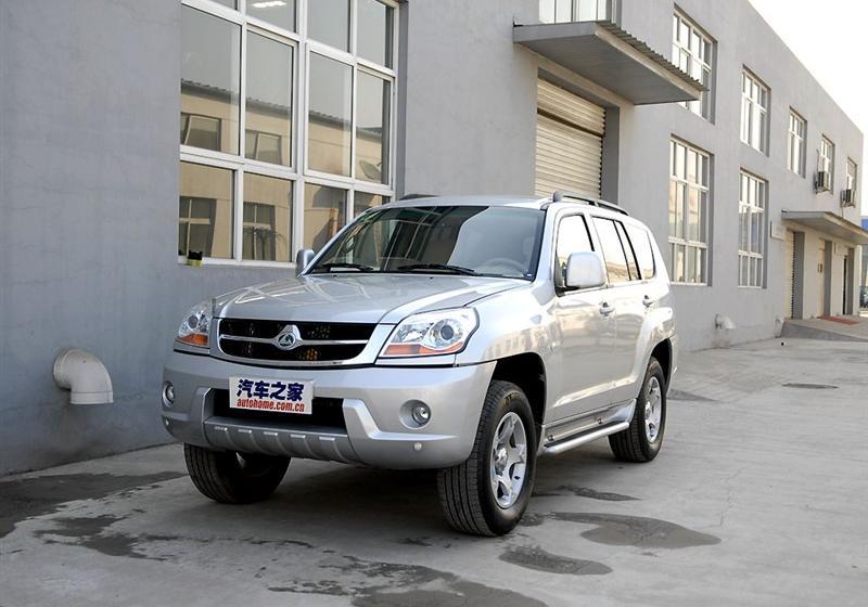 2008款2.5 四驱豪华型