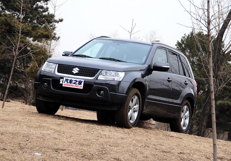 2008款2.4 4AT JLX-EL 5门版