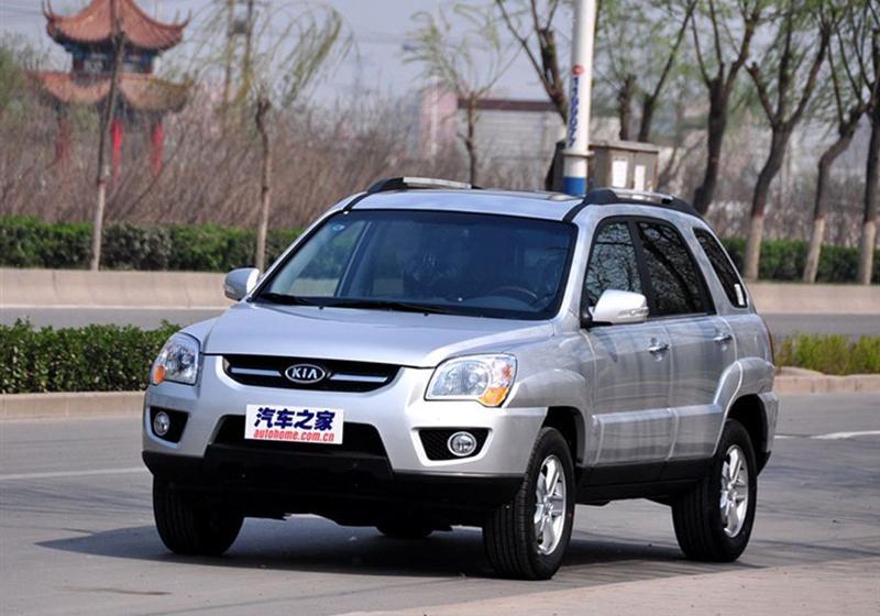 2011款2.0 GL MT 两驱版