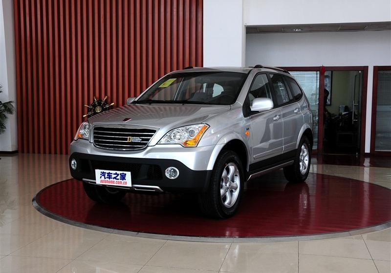 2011款1.8T 4WD 豪域版