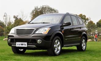 2011款3.2L 4WD 锐域版