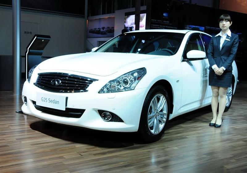 2010款G25 Sedan 运动版