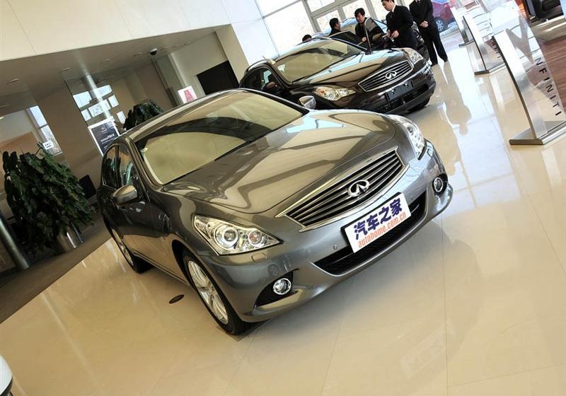 2010款G25 Sedan 豪华运动版