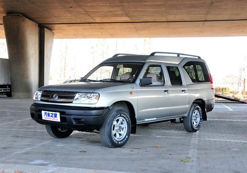 2010款2.5L柴油两驱豪华型ZD25TCR