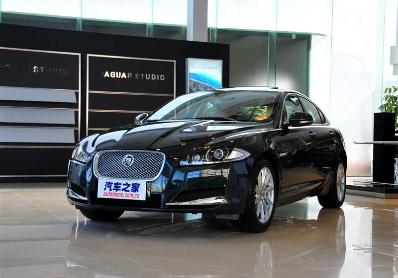 2012款XF 3.0L V6风华版