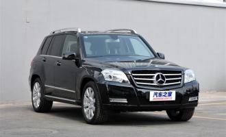 2012款GLK300 4MATIC 豪华型