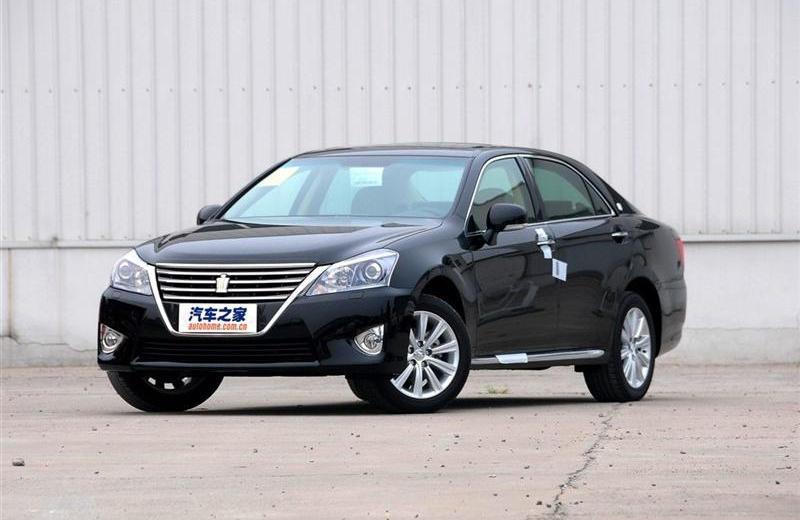 2012款V6 2.5 Royal