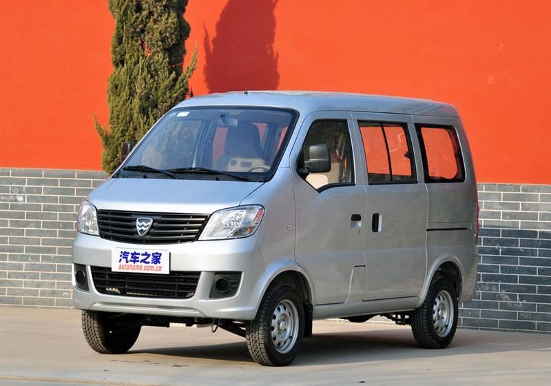 2012款1.0L基本型DA465Q