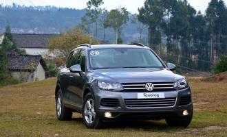 2013款3.6L V6 越野增强豪华型