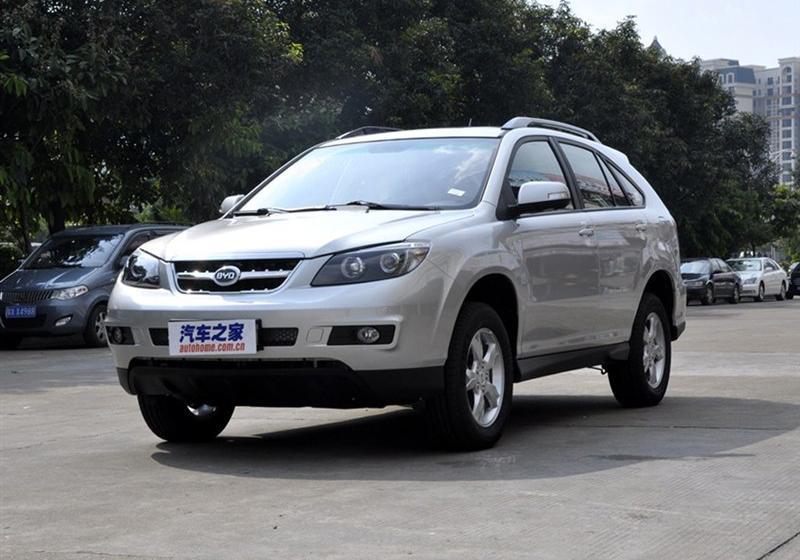 2013款白金版 2.4L 自动精英型