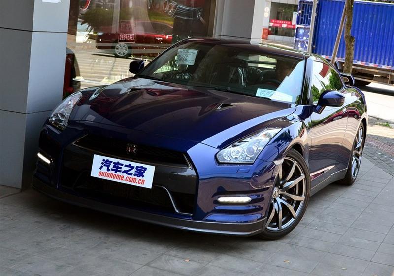 2014款3.8T Premium Edition 黑色内饰