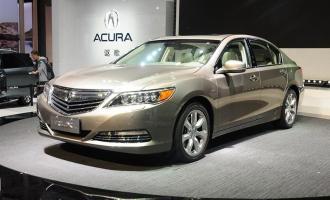2015款3.5L Hybrid SH-AWD版