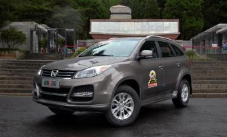2014款2.4T 两驱自动柴油豪华天窗版5座