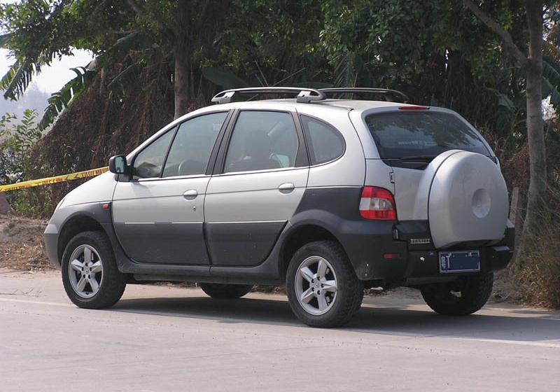 2004款 2.0 四驱 RX4