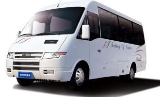款2.8T A45客车高顶17-18座43E4