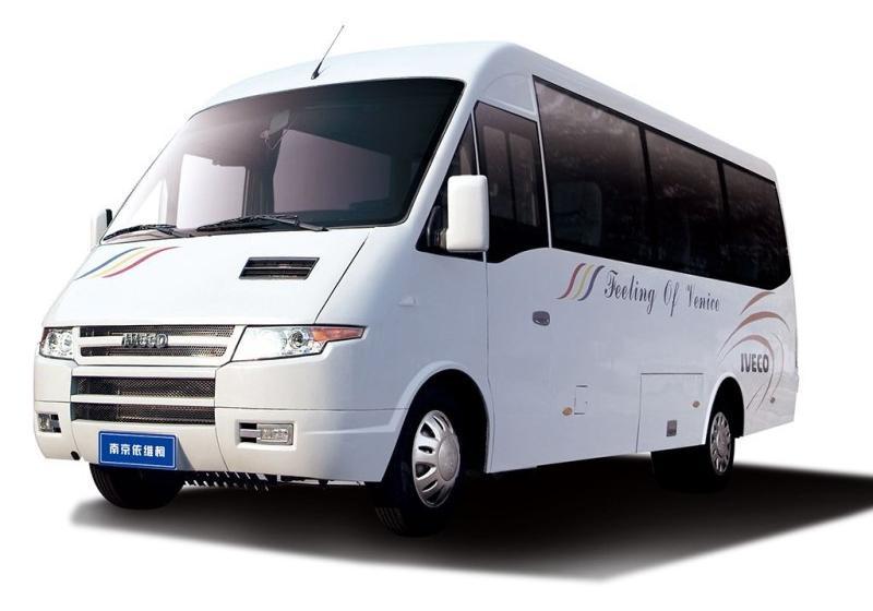款2.8T A45客车高顶17-18座43S4