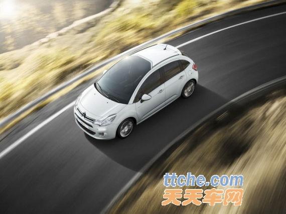 新款雪铁龙C3发布 将亮相日内瓦车展高清图片