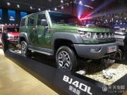 集成技术精华 北京(BJ)40系列柴油版成老司机利器