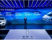 智能驾驶,WEY来无忧 智能豪华SUV WEY VV6产品解析