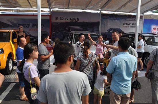有刚性需求 长城皮卡在四川颇受欢迎