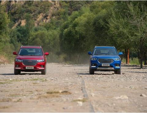 敢称自己是真SUV,哈弗H2到底有什么金刚钻儿?
