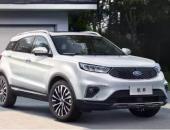 """开年""""重头戏"""",福特领界上市引爆SUV新风潮"""
