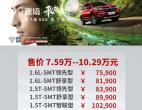 """7座SUV新""""网红""""华晨雷诺观境上市首日斩获万辆订单"""