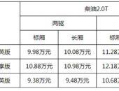 拓陆者胜途大皮卡不加价 新车实现58项技术升级9.38万元起售