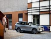 威马汽车新推出EX6 Plus,售价23.99万元