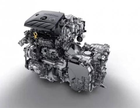 国六排放新选择,上汽通用小排量高效发动机