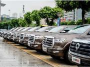 日均销售500辆 长城皮卡3月强势增长