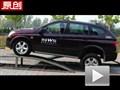 荣威W5 1.8T 4WD 豪域版交叉轴测试
