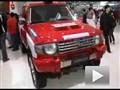 2008年北京国际车展长丰黑金刚专用赛车