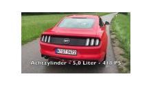 天壤之别!Mustang 2.3T声浪对比GT