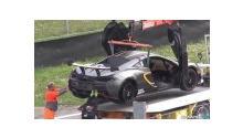狠角色来了!迈凯伦570S GT4赛道实拍